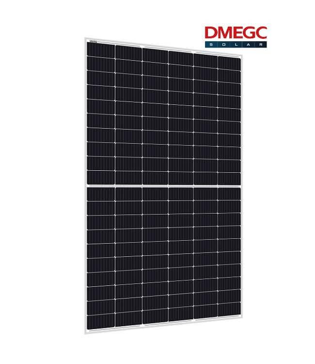 DMEGC 370Wp Mono Black Half Cel