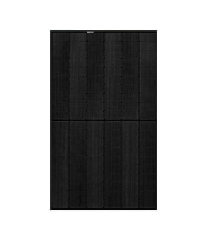 REC Alpha 365W Half-Cut Full Black